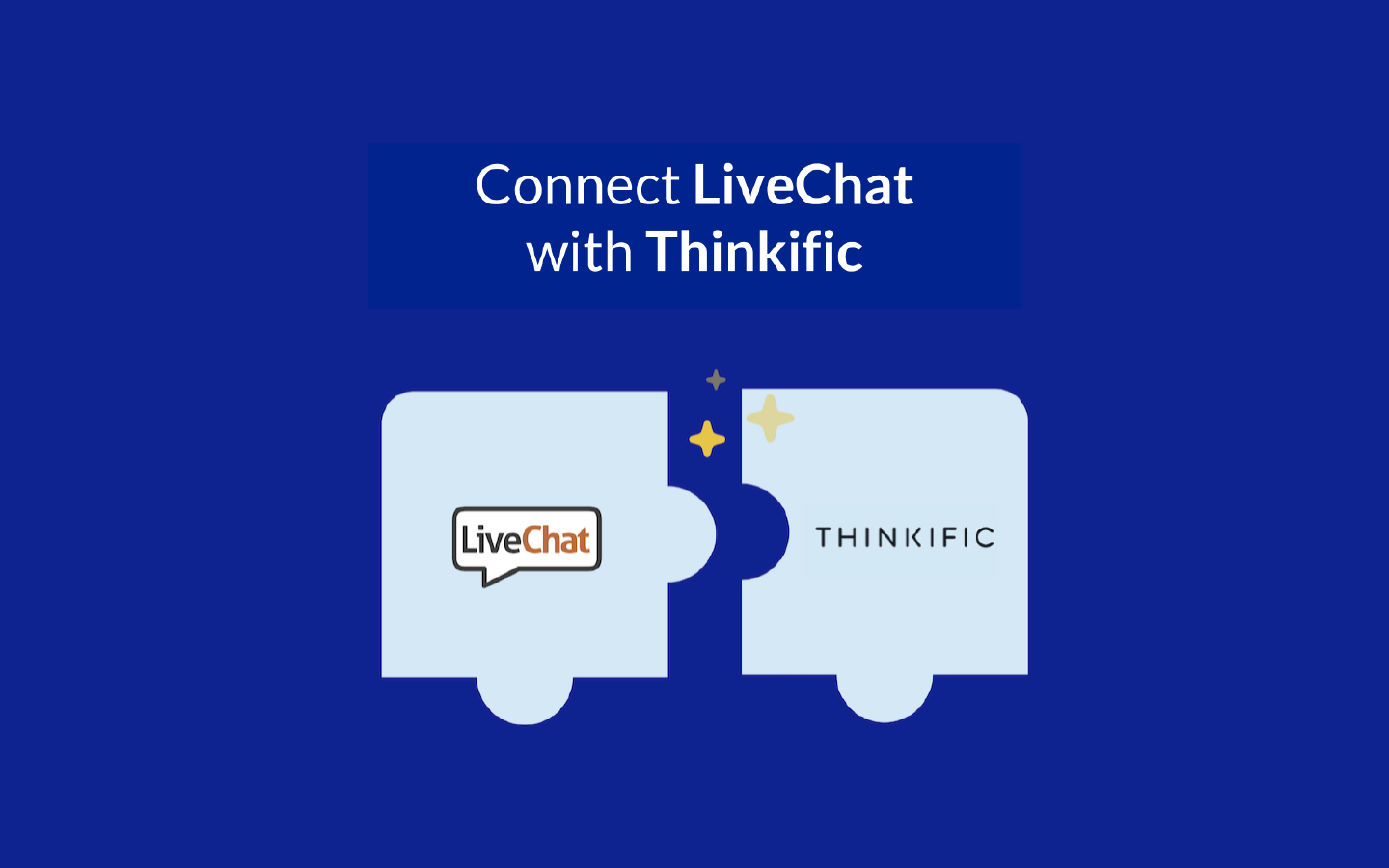 Add Live Chat to your Thinkific website