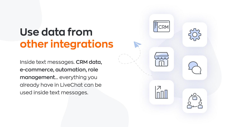 Use integrations