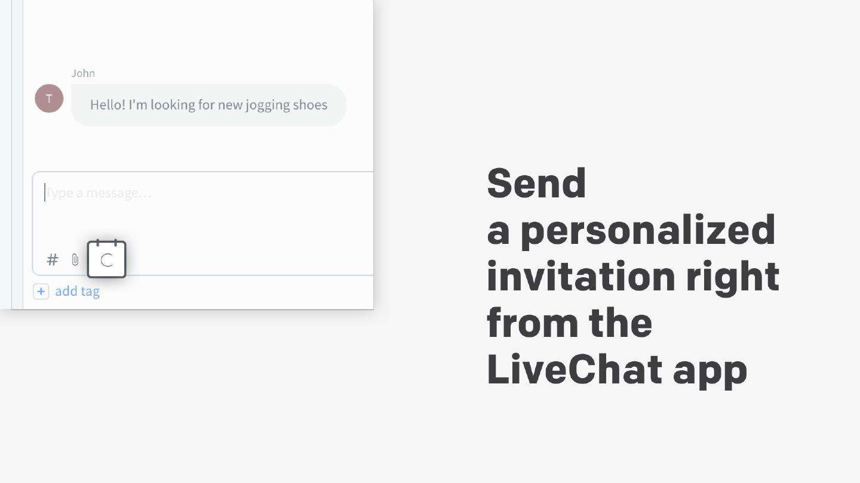 Agent app message box