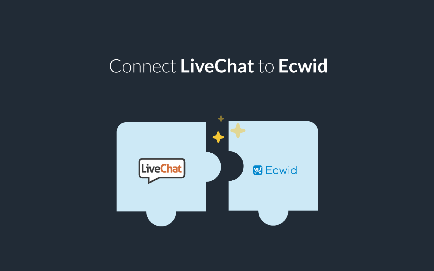 Ecwid integration