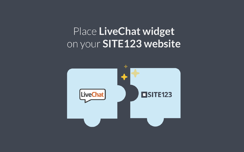SITE123 integration