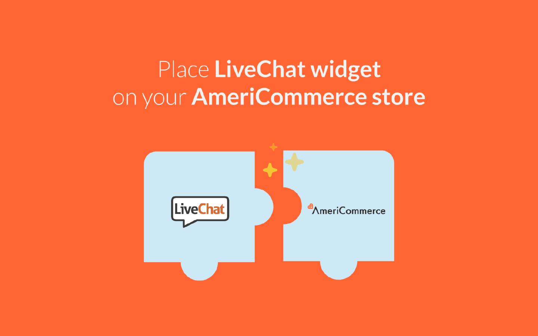 AmeriCommerce integration