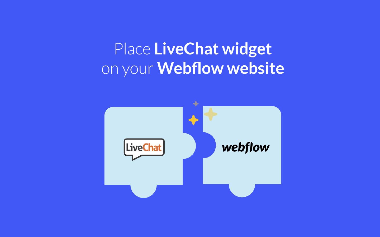 Webflow integration