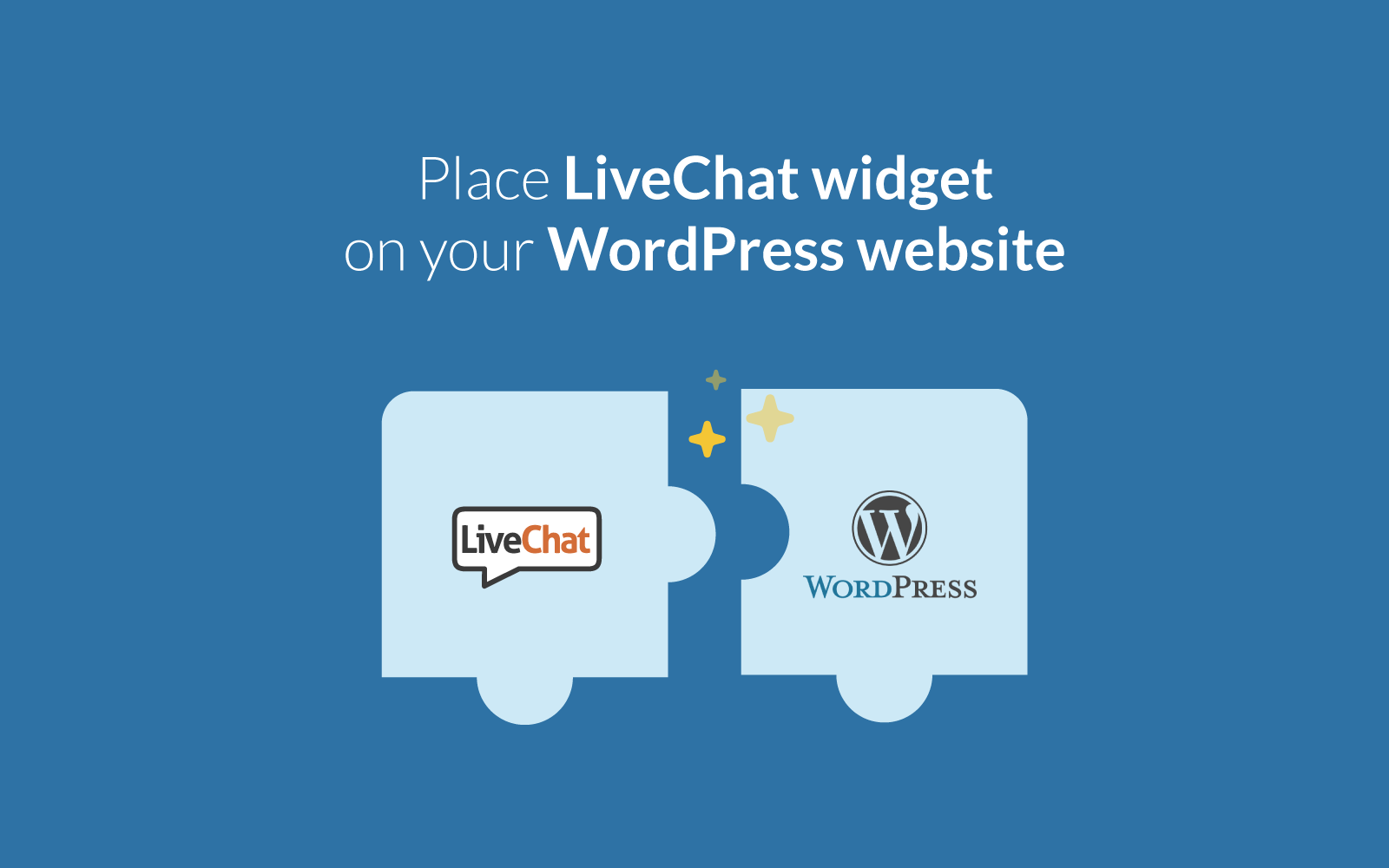 how to add live chat in wordpress