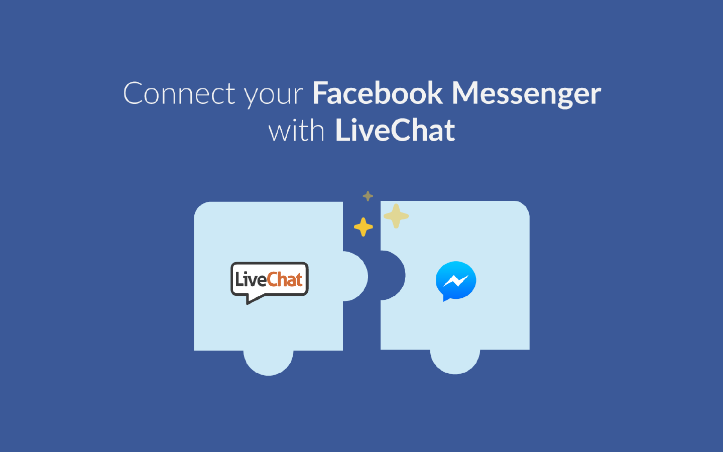 Facebook Messenger + LiveChat