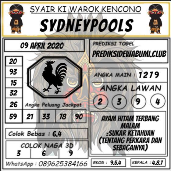 Syair Togel Jitu Ki Warok Kencono Sydney Hari Ini Kamis 09 April 2020.jpg (561×561)