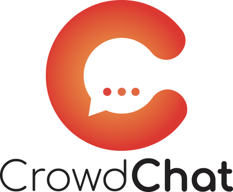 CrowdChat logo